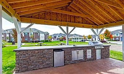Recreation Area, Autumn Breeze, 1