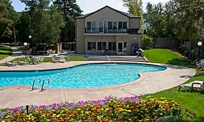 Pool, The Brittany Apartments, 0