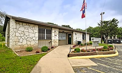 Leasing Office, Kerrville Plaza Apartments, 1