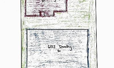 Bedroom, 6152 Dorothy Dr, 2