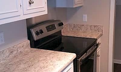 Kitchen, Tremont, 1
