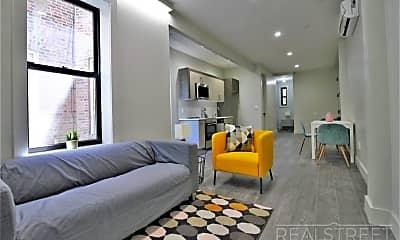 Living Room, 1259 Lincoln Pl 1C, 0