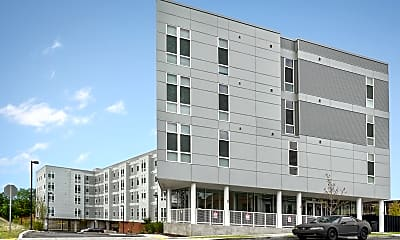 Building, 300 North, 0