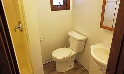 Bathroom, 809 E 1st St, 2