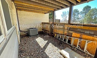 Patio / Deck, 4376 W Pondview Dr, 2