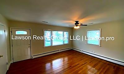 Living Room, 1706 Glendon Rd, 1