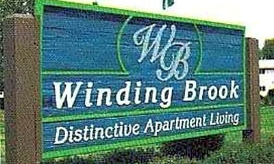 Winding Brook, 1