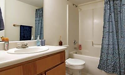 Bathroom, Quail Rise, 2