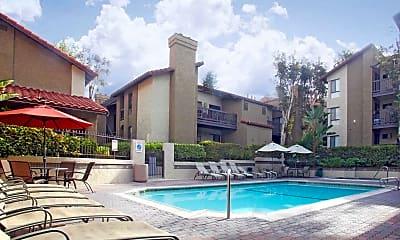 Pool, Ridgecrest, 1