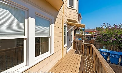 Patio / Deck, 478 Central Ave, 1