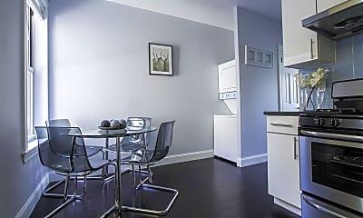Kitchen, 1719 Woodbine St, 2