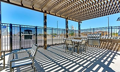Patio / Deck, 773 E Lark St #101, 2