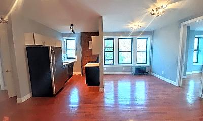 Living Room, 90 Thomas S Boyland St, 1