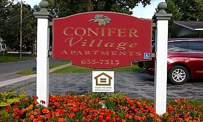 Conifer Village Apartments, 1