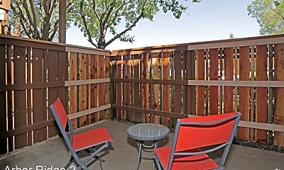 Patio / Deck, 4420 Oakhollow Dr, 2