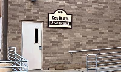 King Beaver Apartments, 1
