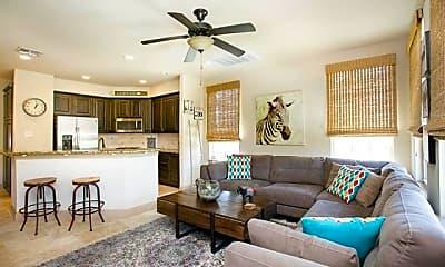Living Room, 7922 Pam St, 1