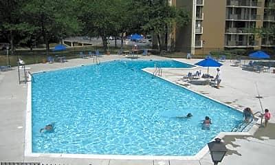 Pool, 6038 Westchester Park, 2