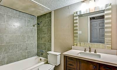 Bathroom, Quail Ridge, 2