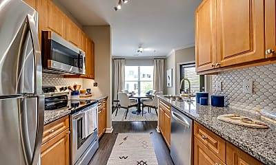 Kitchen, Cortland Davis Park, 1