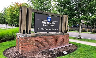 The Quarry Senior Living - Expansion, 1