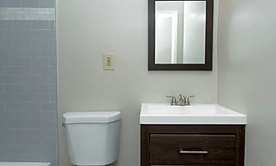 Bathroom, 112 S Ann St, 1