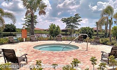 Pool, 12481 Cinqueterre Dr, 2