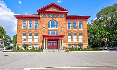 Building, The Pierce School Lofts, 0