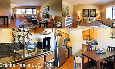 Kitchen, Granite Peaks LLC 3907 65th Avenue, 0