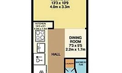 2877 Kalakaua Ave 702, 2