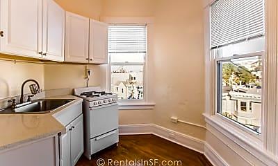 Kitchen, 1161 Stanyan St, 2