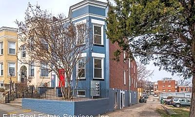 Building, 308 V St NE, 1