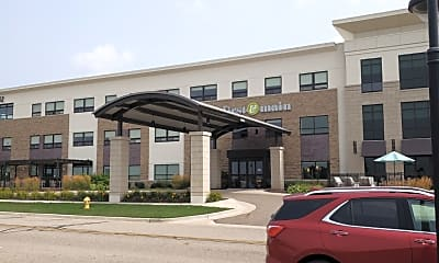 First and Main of METRO HEALTH VILLAGE, 1