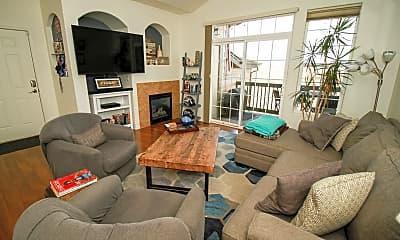 Living Room, 4875 Wells Branch Heights, 1