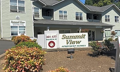 Summit View Apartments, 1