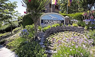 Community Signage, Promontory View Apartments, 2