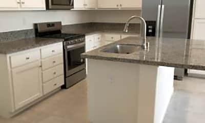 Kitchen, 1545 Marina Dr, 1