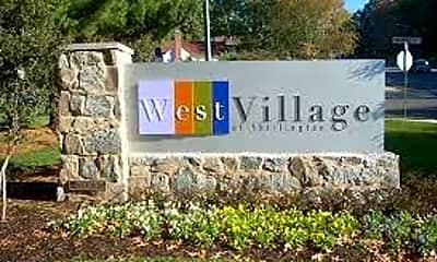 Community Signage, 4193 S Four Mile Run Dr 303, 1