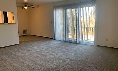 Living Room, 4440 Flowerdale Ave, 1