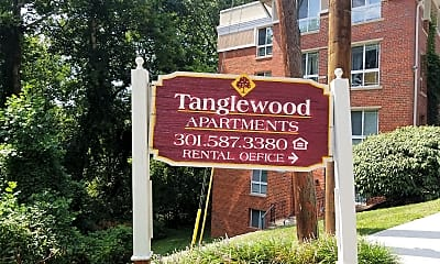 Tanglewood Apartments, 1