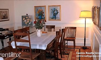 Dining Room, 43 Linnaean St, 0