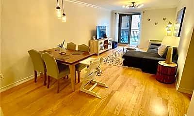 Living Room, 220 W Broadway 205, 1