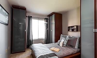 Bedroom, Autumn Woods, 2