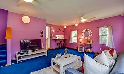 Living Room, 1920 Baird St, 1