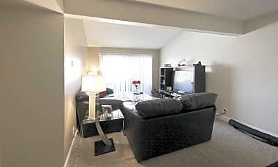 Living Room, The Villa's, 1