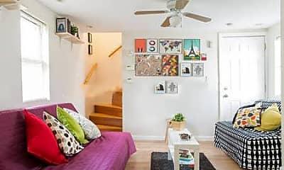 Living Room, 249 Hurley St, 1