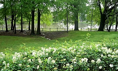 Landscaping, Woodmere Reserve, 2