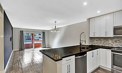 Kitchen, 7700 Camino Real D-103, 1
