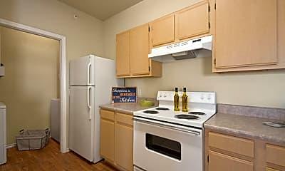 Kitchen, Woodland Park, 1