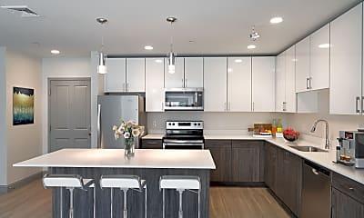 Kitchen, 735 Truman, 1